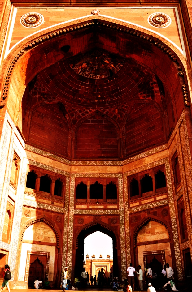 Buland_Darwaza,_Up_Close